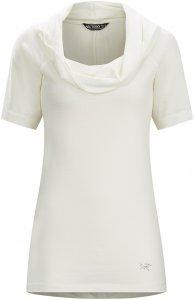 Arcteryx A2B Top Women - Modische Damenshirt - vintage ivory white - Gr.S