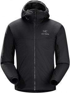Arcteryx Atom LT Hoody Jacket Men - Thermojacke - black - Gr.S