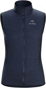 Arcteryx Atom SL Vest Women - Outdoorweste - black sapphire blue - Gr.M