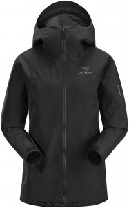 Arcteryx Beta LT Jacket Women - Wasserdichte Outdoorjacke - black - Gr.S