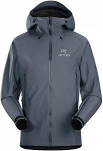 Arcteryx Beta SL Hybrid Jacket Men - Gore-Tex Regenjacke - heron grey - Gr.XL