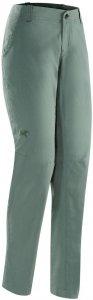 Arcteryx Camden Chino Pant Women - Reisehose - boxcar grey - Gr.S/6