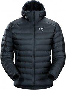 Arcteryx Cerium LT Hoody Jacket Men - Daunenjacke - nocturne dark grey - Gr.S