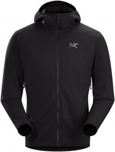 Arcteryx Kyanite Hoody Jacket Men - Kapuzenfleecejacke - black - Gr.M