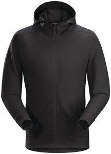 Arcteryx Kyson Hoody Jacket Men - Fleecejacke - black - Gr.XL