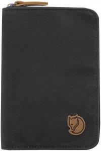 Fjällräven Passport Wallet - Geldbörse - dark grey 030