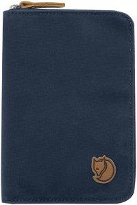 Fjällräven Passport Wallet - Geldbörse - navy dunkelblau 560