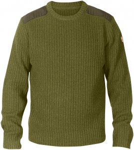 Sarek Knit Sweater taupe L