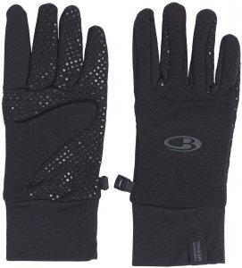Icebreaker 200 Sierra Glove - Smartphone Handschuhe - black - Gr.L