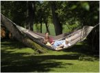 Amazonas Hängematte Palacio - cafe brown