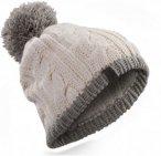 Arcteryx Cable Pom Pom Hat - Mütze mit Bommel - trillium white beige