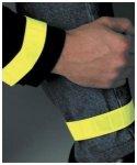 Bänder Reflektorbänder - neongelb - 2 Stück