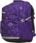 Bergans 2GO 24L - Kinderrucksack - amethyst violett stars
