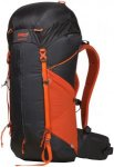 Bergans Helium 40 - Wanderrucksack - solid charcoal/orange