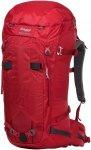 Bergans Helium Pro 55 - Bergsportrucksack - red / solid grey