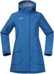 Bergans Lone Lady Jacket - Wasserdichter Damenmantel - mid blue - Gr.M