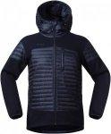 Bergans Osen Down/Wool Jacket Men - Daunenjacke mit Wolle - dark navy blue - Gr.