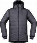 Bergans Rjukan Down Jacket Men - Daunenjacke - solid charcoal/black - Gr.M