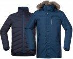 Bergans Sagene 3in1 Jacket Men - Doppeljacke / Wintermantel - dark steel mittelb