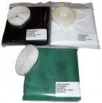 Brettschneider Fensterschutz Kit - Moskitonetz und Klettband für die Montage -