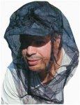 Brettschneider Moskito Kappe mit verstaubarem Mückennetz - blau