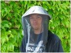 Brettschneider Moskito Kopf Nacken Netz - Mückenschutznetz für den Kopf - Durc