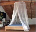 Brettschneider Lodge Big Bell Deluxe - Mückennetz Pyramide für Doppelbetten -