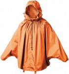 Brooks John Boultbee Cambridge Rain Cape - Regenponcho - orange