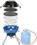 Campingaz Party Grill Modell 400 R - Komfortabler Partygrill mit Gasanschluss -