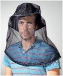 Cocoon Kopf Mückennetz Mosquito Head Net ohne Imprägnierung - black - ohne Imp
