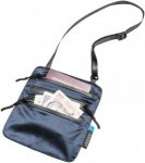 Cocoon Secret Neck Wallet Silk - Brustbeutel aus Seide - nightsky darkblue
