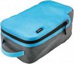 Cocoon Shoe Bag - Schuhsack / Schuhbeutel - blue/grey