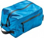Cocoon Toiletry Kit Cube / Silk - Kulturbeutel aus Seide - medium lagoon hellbla