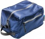 Cocoon Toiletry Kit Cube / Silk - Kulturbeutel aus Seide - night dunkelblau