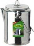 Coghlans Aluminium Percolator Kaffee-Kanne - Camping Kaffeekanne / Wasserkessel