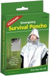 Coghlans Survival Poncho - Alu Notfallponcho - Survival Poncho