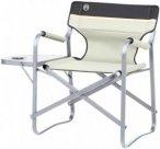 Coleman Campingstuhl mit Tisch Deck Chair - khaki beige