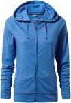 Craghoppers NosiLife Marlin Kapuzenjacke Women- Fleecejacke - bluebell light blu