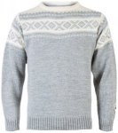 Dale of Norway Cortina Sweater Men - Strickpullover - light charcoal grey/white