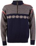 Dale of Norway Fisketorget Sweater Men - Strickpullover aus Wolle - navy/mountai