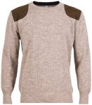 Dale of Norway Furu Masculine Sweater Men - Woll Pullover - sand beige - Gr.L