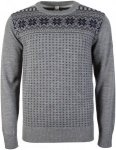 Dale of Norway Garmisch Masculine Sweater Men - Pullover - smoke grey/navy - Gr.