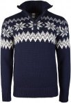 Dale of Norway Myking Masculine Sweater Men - Winterpulli - navy blue/off white