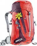 Deuter ACT Trail 28 SL - Damenrucksack - fire red/aubergine
