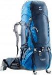 Deuter Aircontact 65+10 - Rucksack für Trekking und Reisetouren - midnight blue