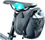 Deuter Bike Bag Bottle - Satteltasche mit Trinkflaschenhalter - black
