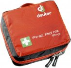 Deuter First Aid Kit Pro - Erste Hilfe Notfall Set - papaya red