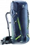 Deuter Guide 42+ EL - Extra Long - Bergsportrucksack - navy blue/granite