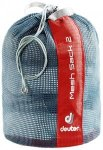Deuter Mesh Sack - Wäsche Netzbeutel - 2 Liter - fire red