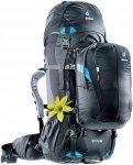 Deuter Quantum 60+10 SL - Damen Reiserucksack - black/turquoise